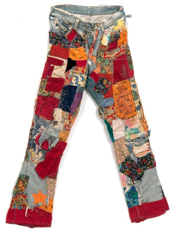 Photo: 1968 Exhibit Hippie Pants