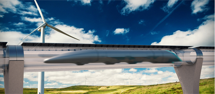 Photo: hyperloop