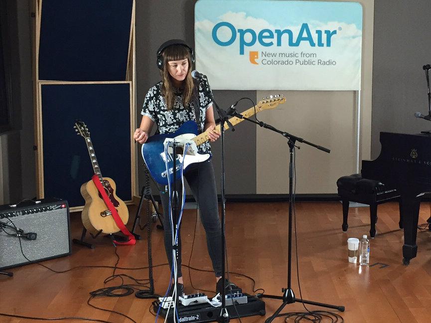 Photo: Holly Miranda At OpenAir