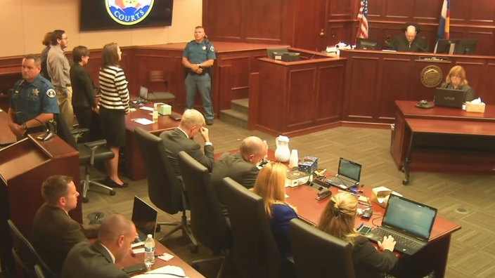Photo: Aurora Theater Shooting Trial Sentencing (Screen Grab)