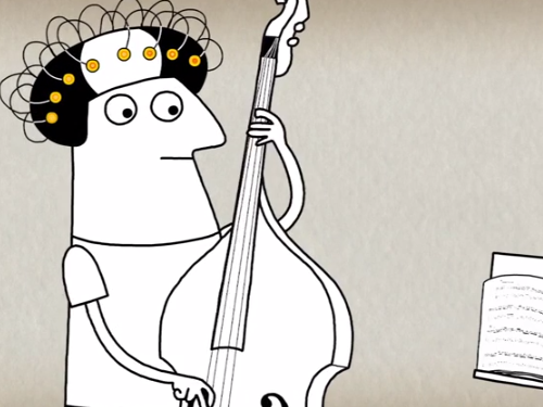 Photo: How Playing an Instrument Benefits Your Brain thumbnail