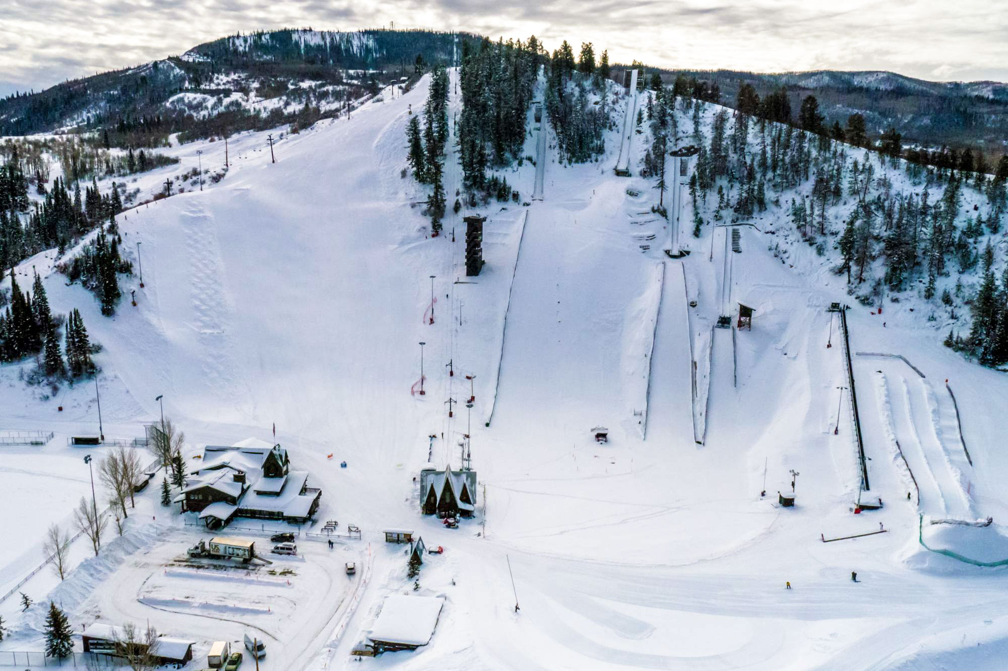 Photo: Howelsen Hill - Courtesy City of Steamboat