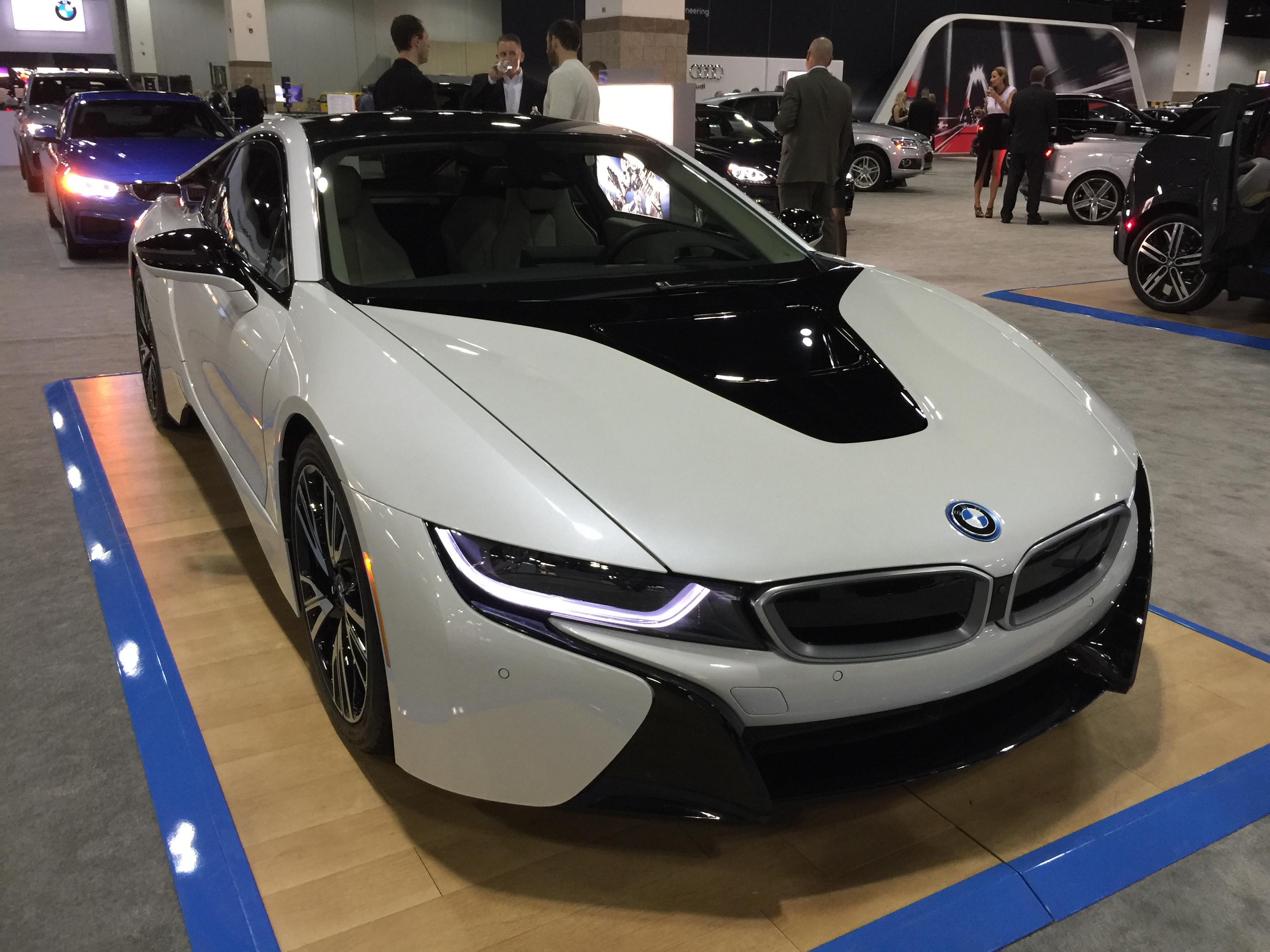 Photo: 2015 Denver Car How BMW i8
