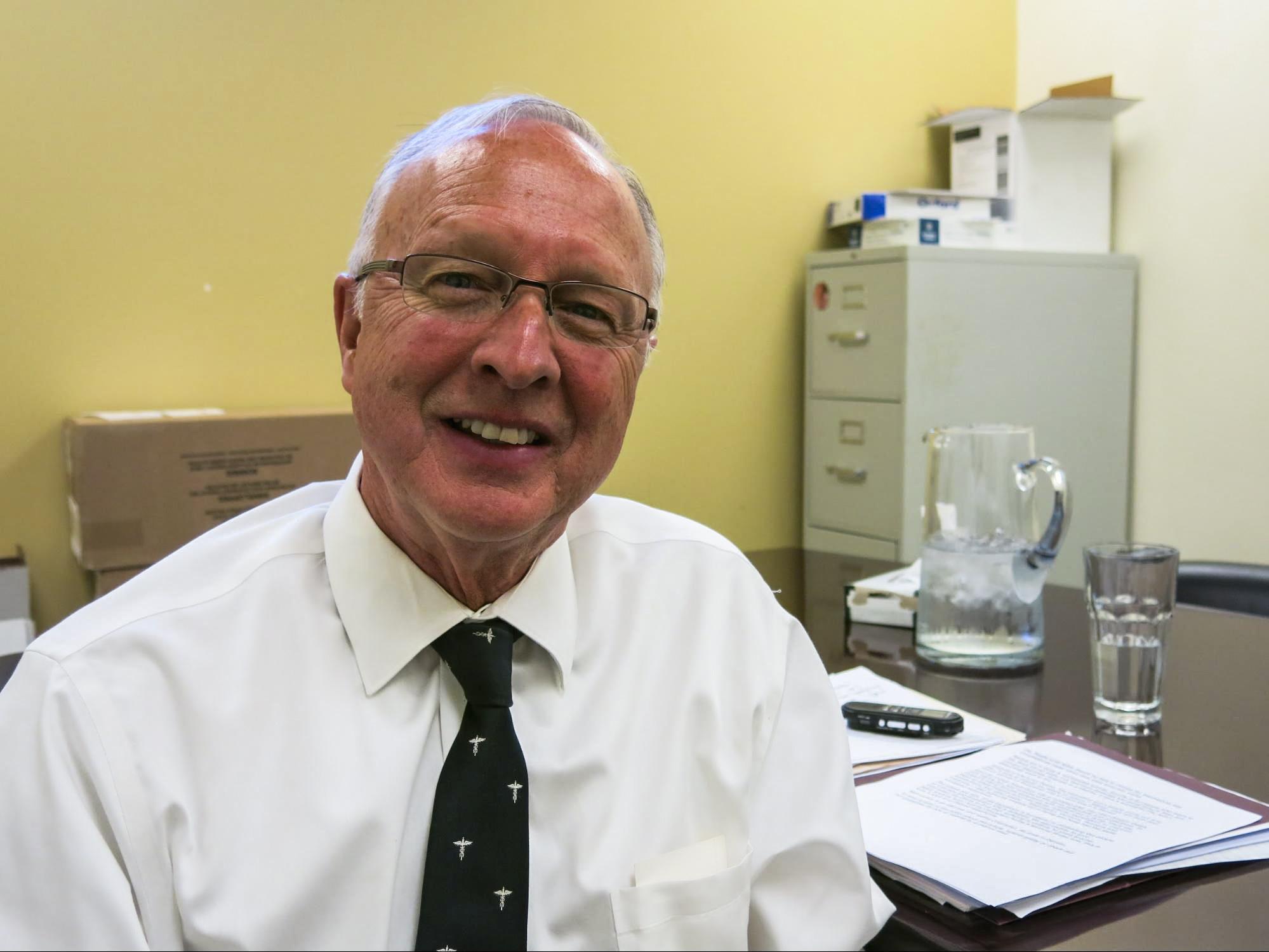 Photo: Medically assisted death 4   Dr. Alan Rastrelli
