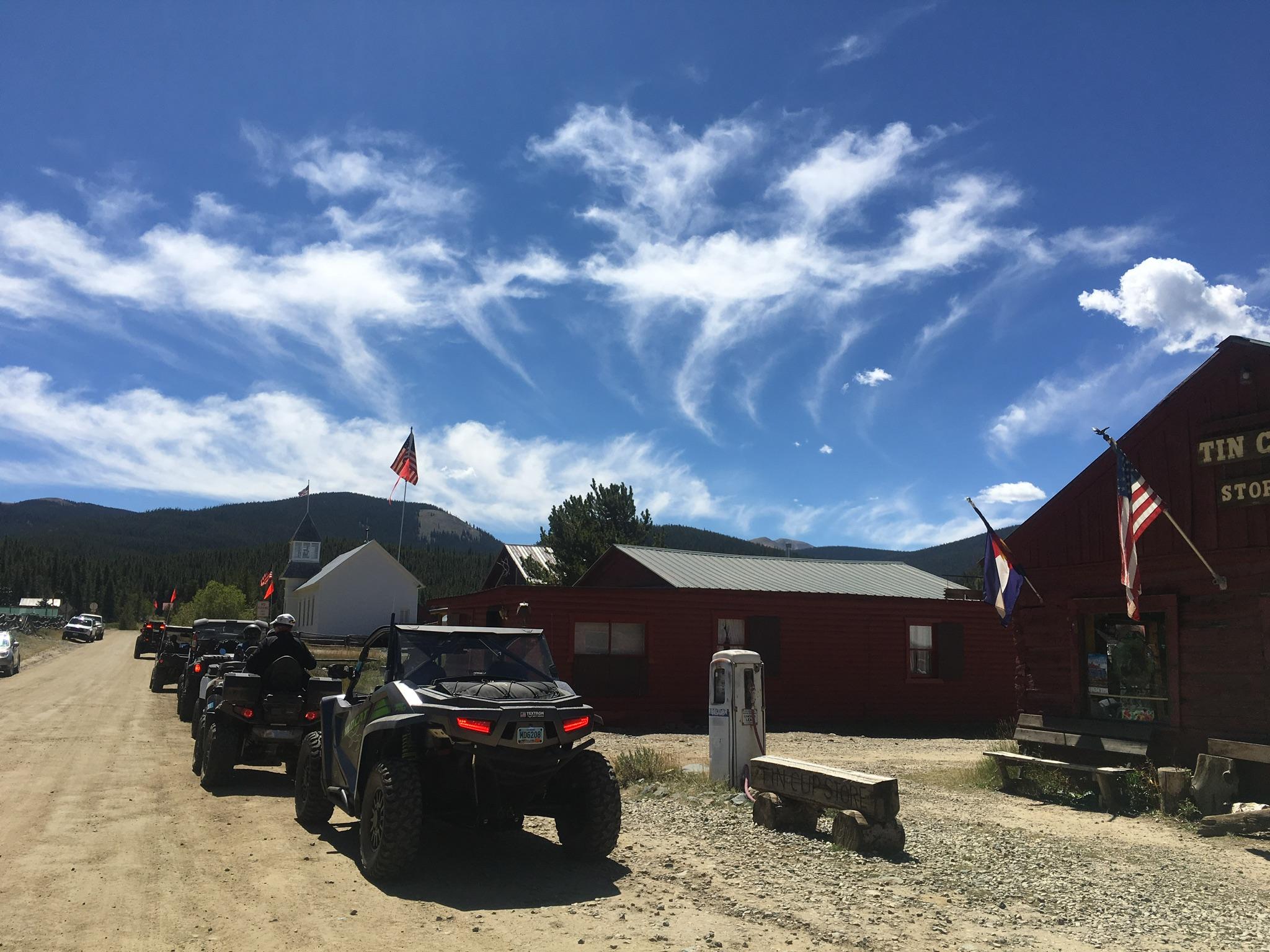 Photo: Tin Cup Gunnison County Mountain Town