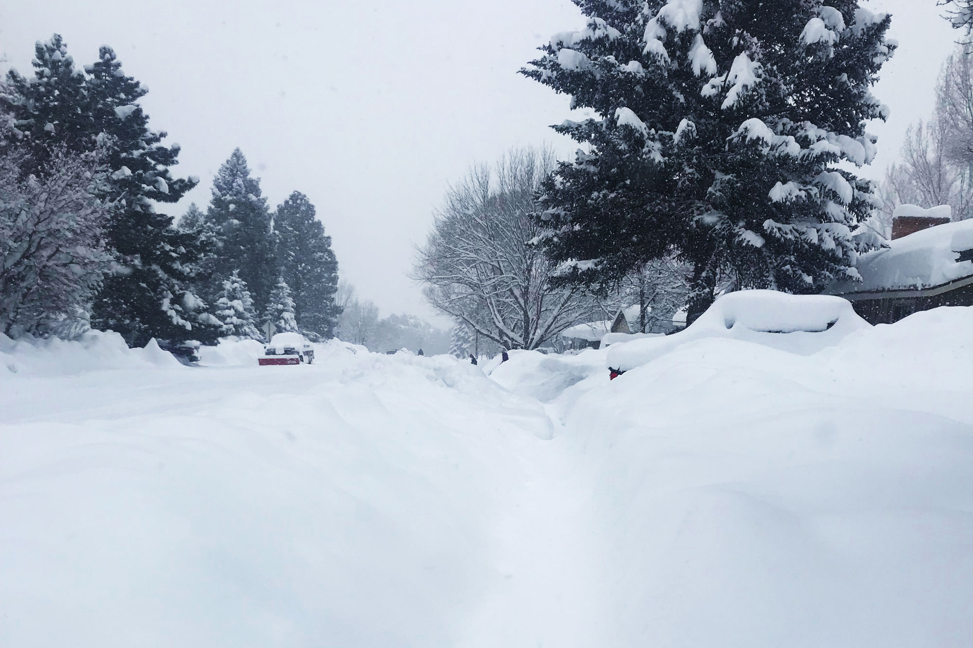 Photo: Durango Snow Drifts