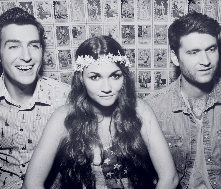 photo: MisterWives at OpenAir