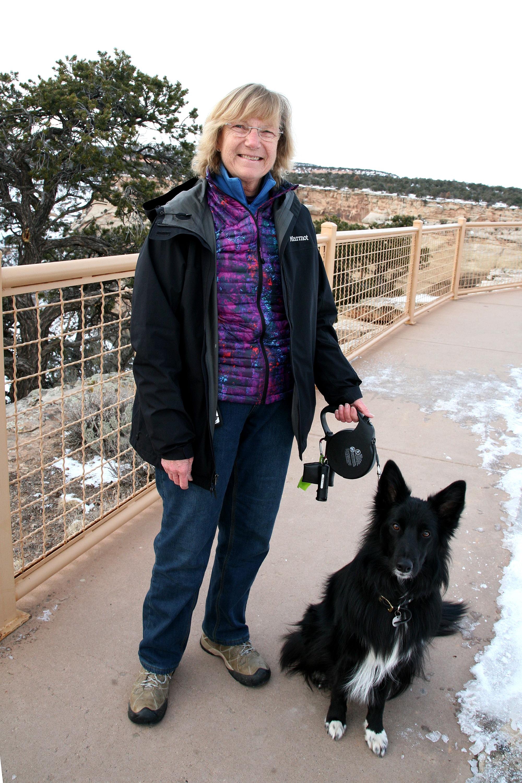 Photo: Colorado National Monument Shutdown 3 SS 20181231