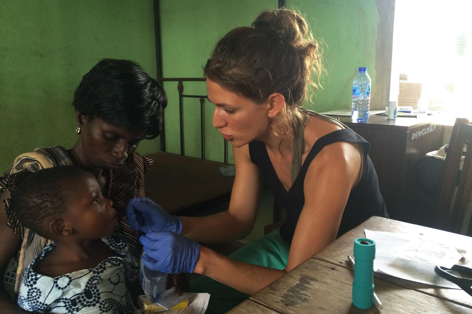 Photo: Cecilia Sorensen Climate Change Health