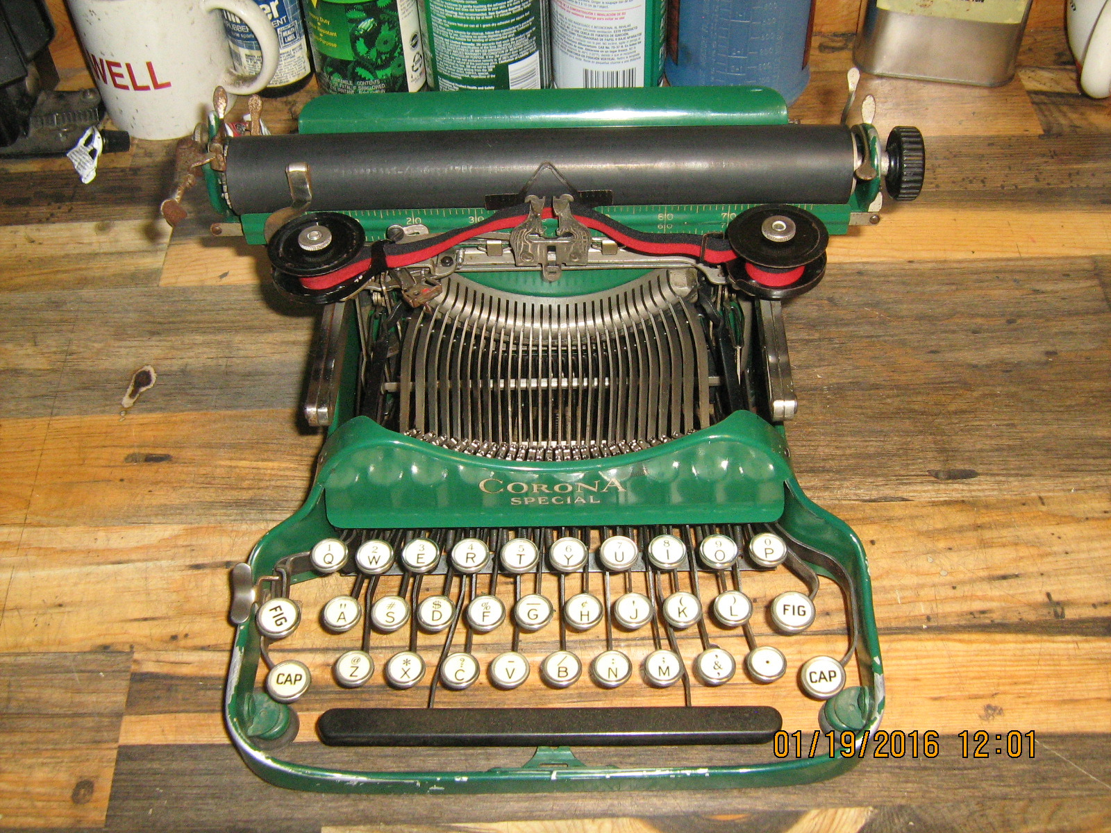 Photo: Typewriter Repair 2