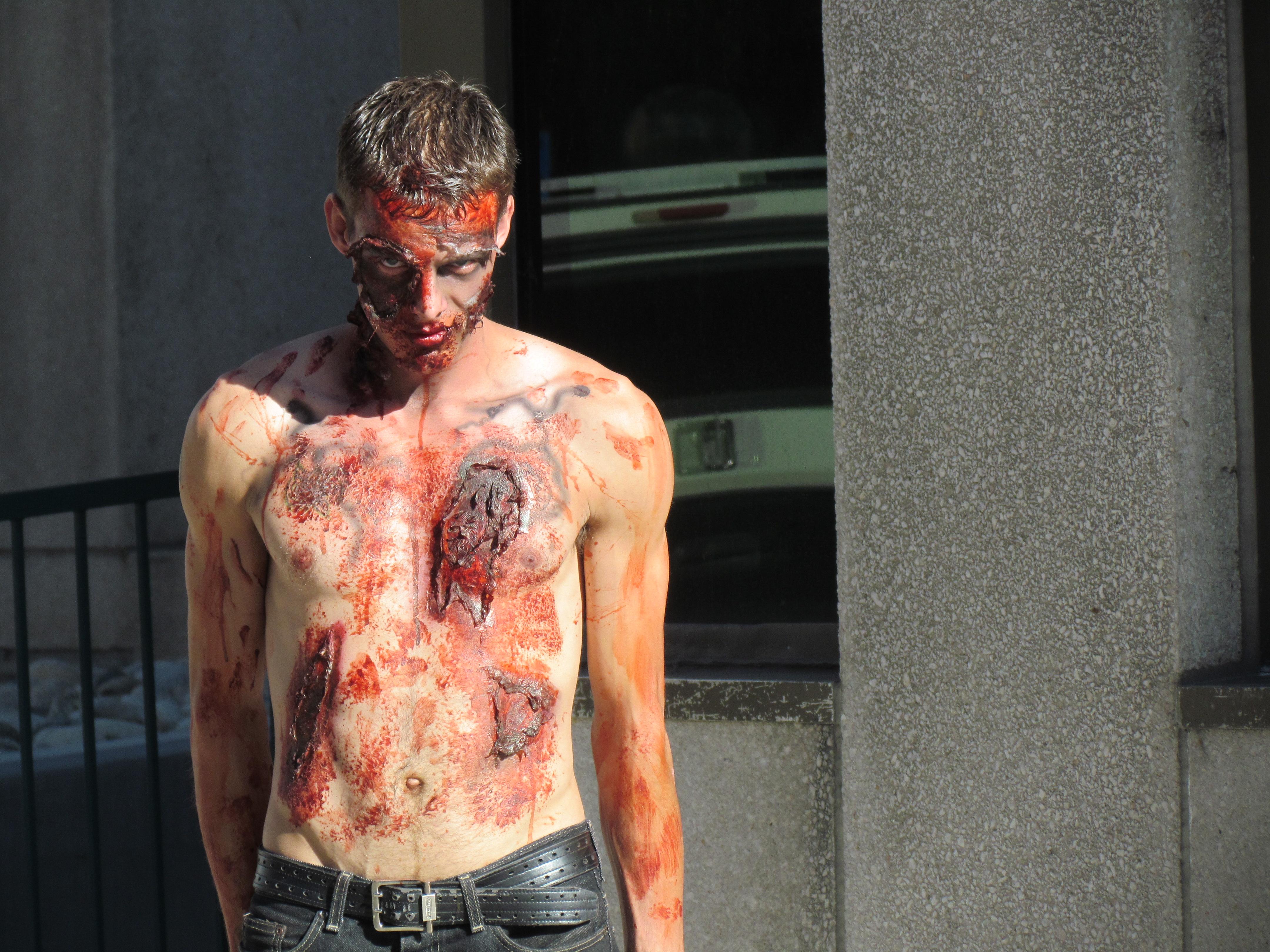 Photo: Zombie Walk