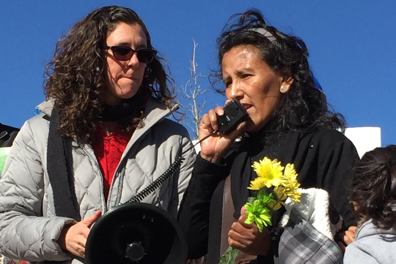 Photo: Gabriela Flora, Jeanette Vizguerra, Deportation (VV)