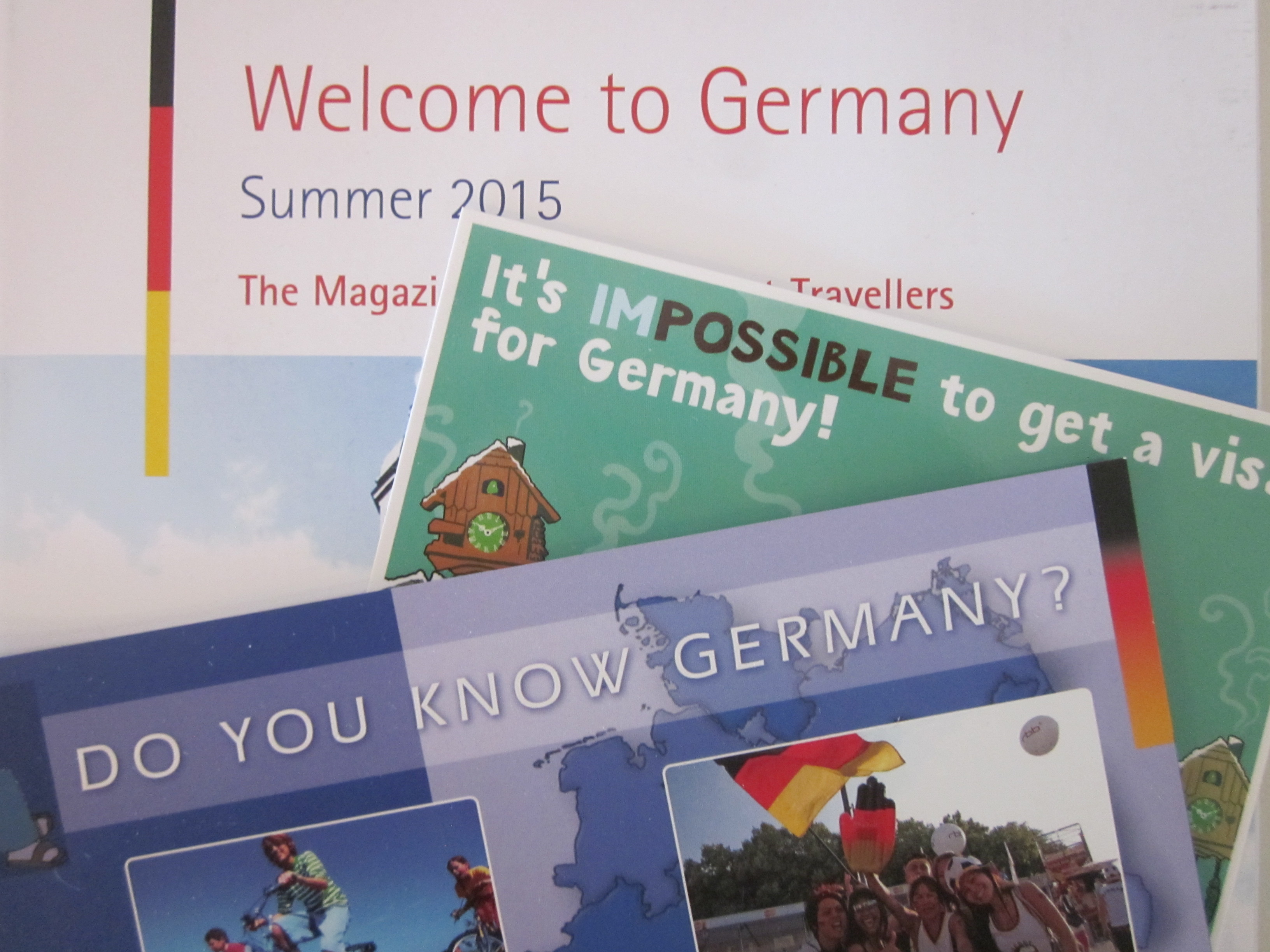 Photo: German class 4 | Pamphlets