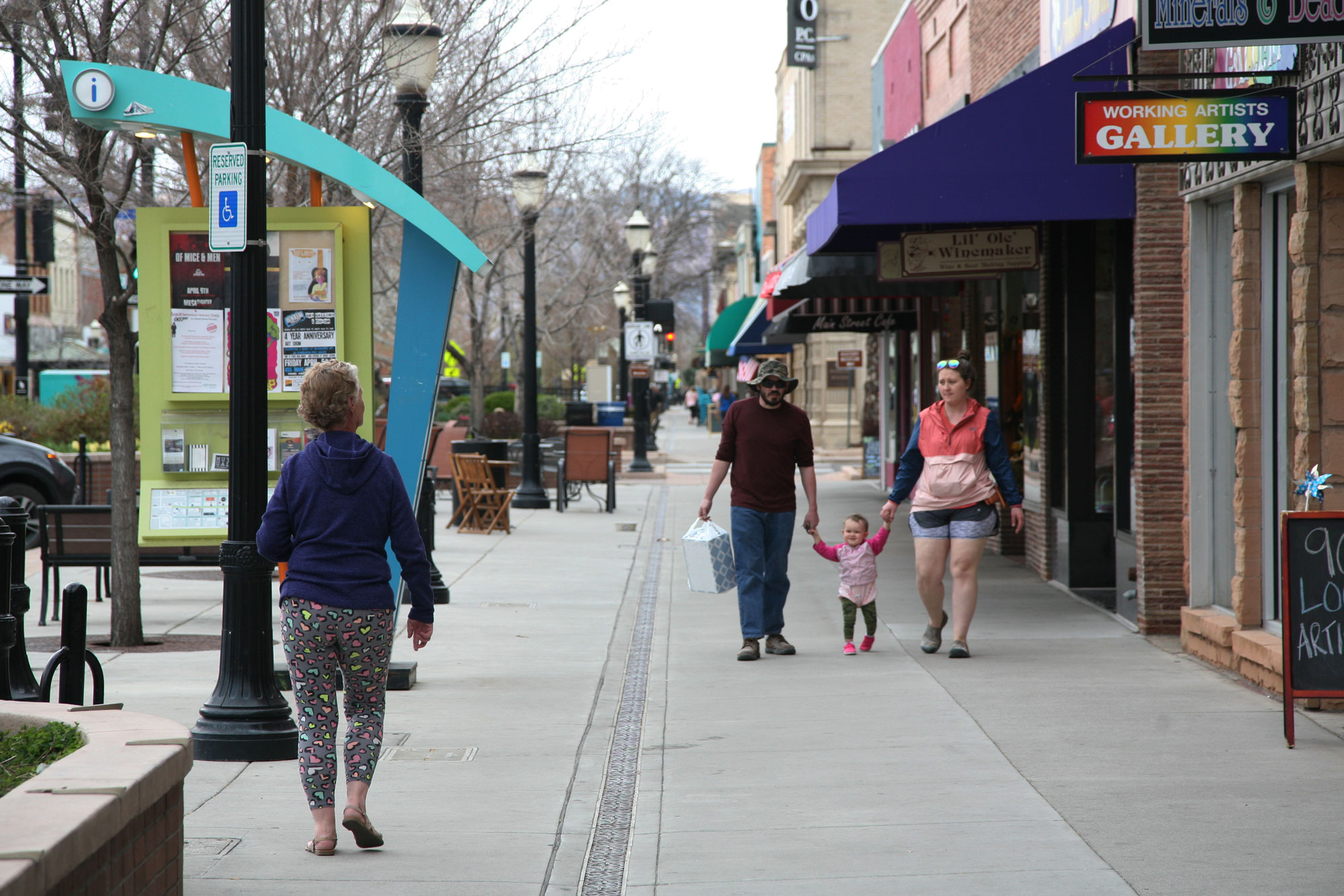 Photo: Grand Junction Main Street