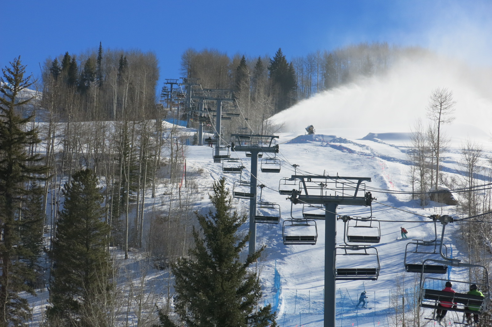 Photo: Snowguns at Vail