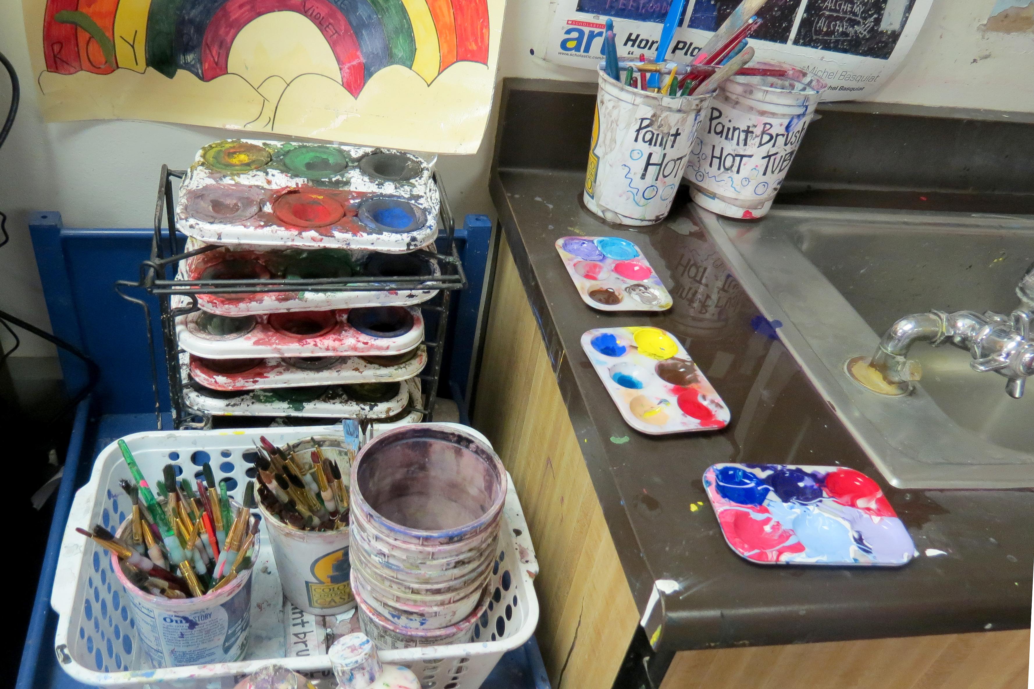 Photo: Weld County Art Class 3