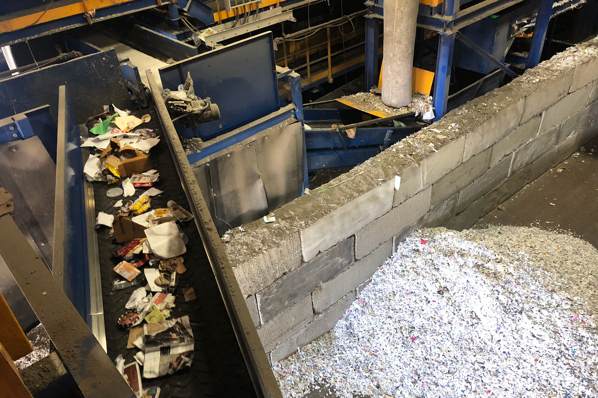 Photo: Alpine Waste & Recycling Center Feb. 2019