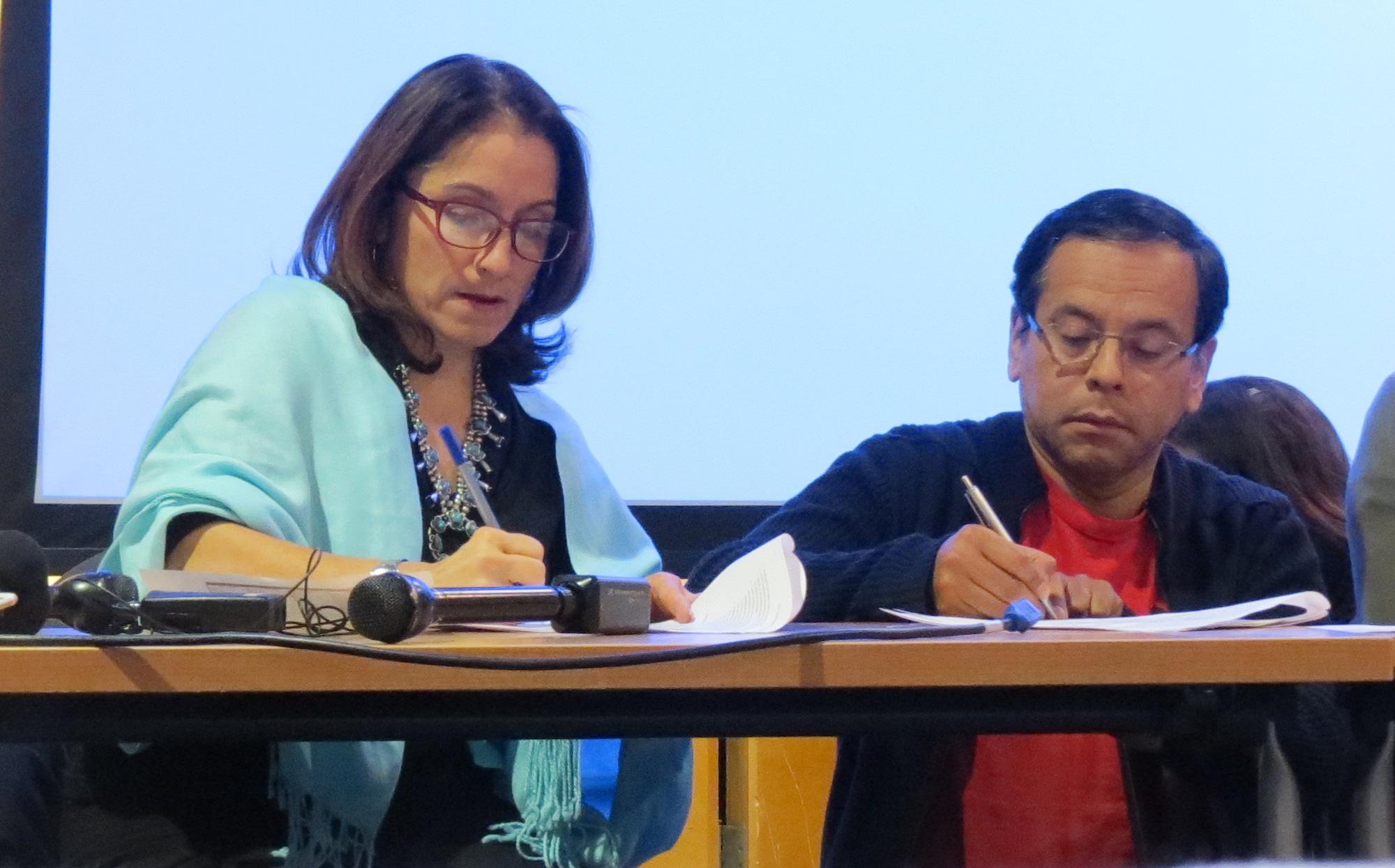 Photo: Denver Teacher Strike Ends Cordova Roman JB