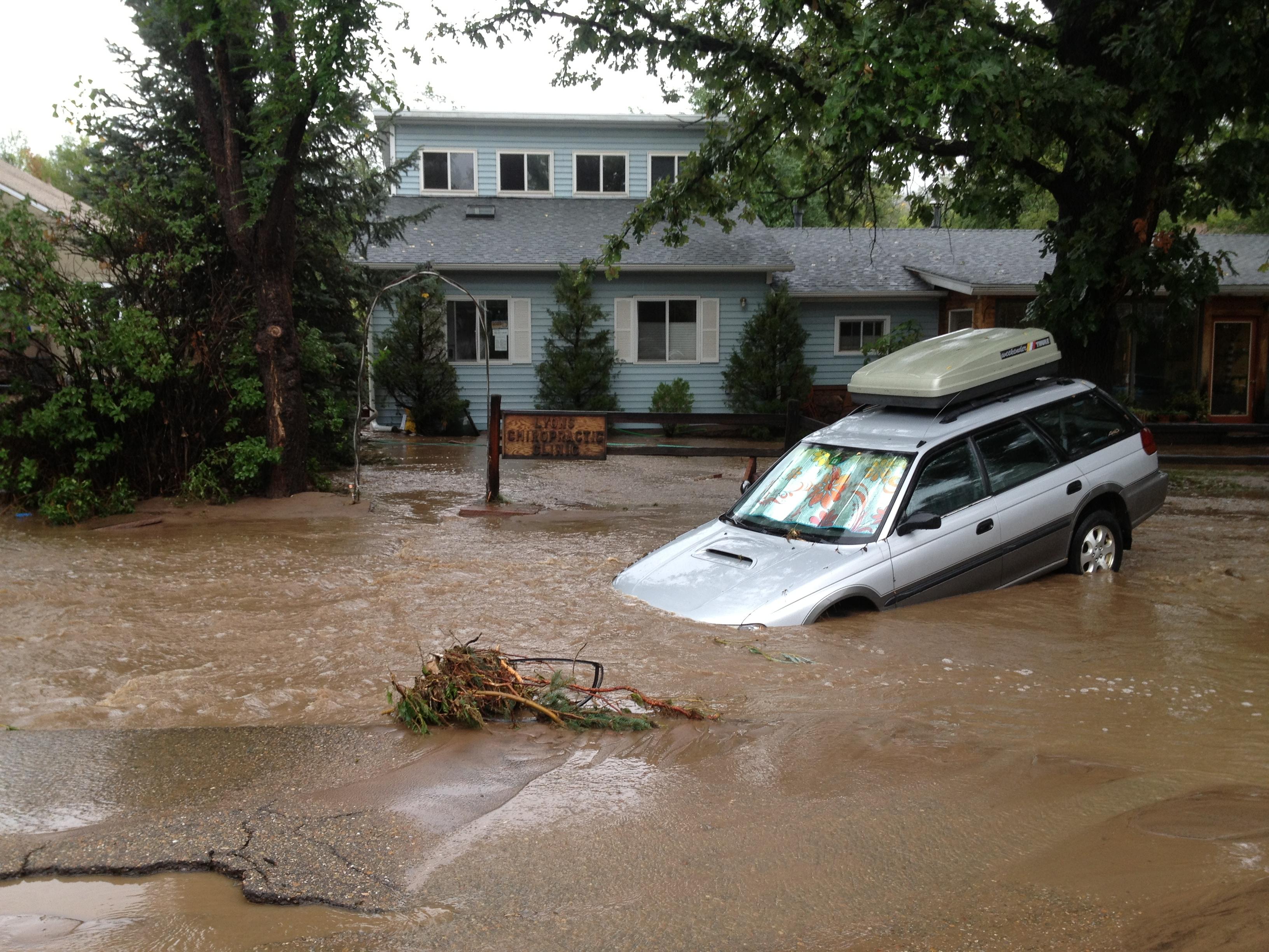 Photo: Lyons Flood 5th Anniversary 6