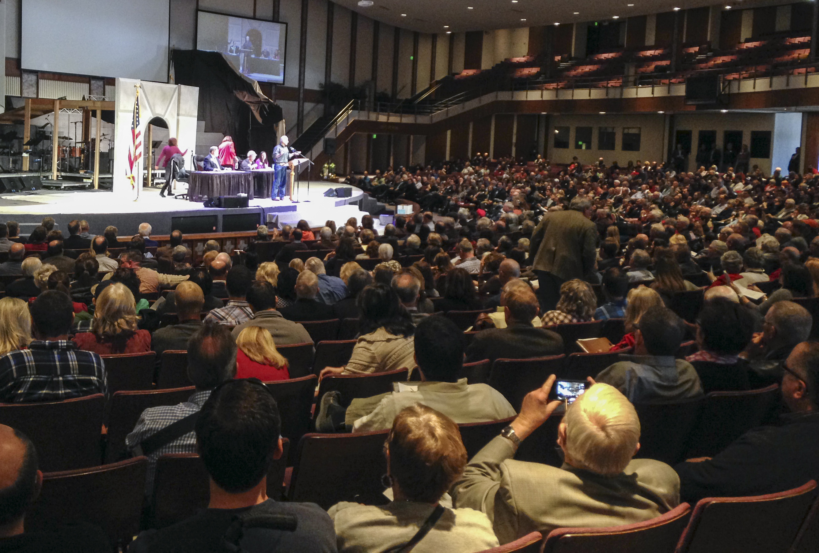Photo: Arapahoe County Republican Party Assembly (MV)