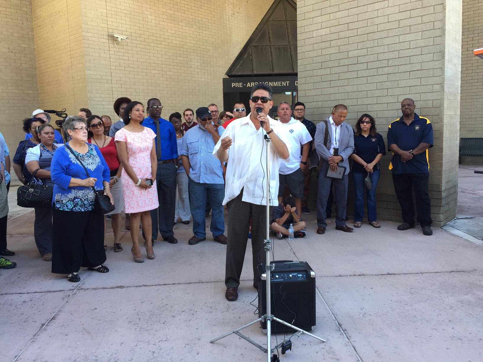 Rudy Gonzales Denver Civil Rights Jail reform