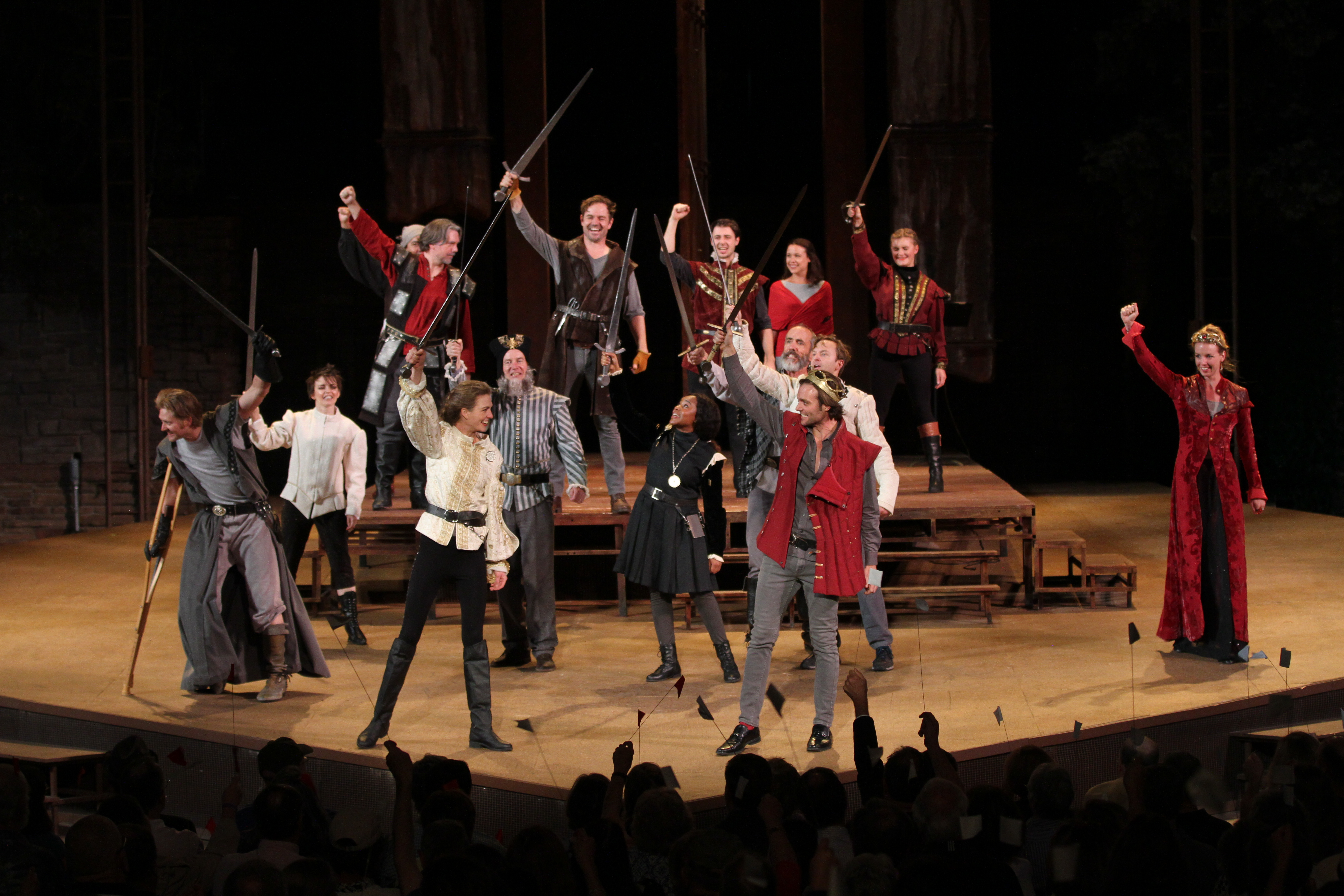 Photo: Colorado Shakespeare Festival, Henry VI, Part 2, 2016_FEATURE