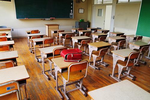 Photo: Colorado classroom