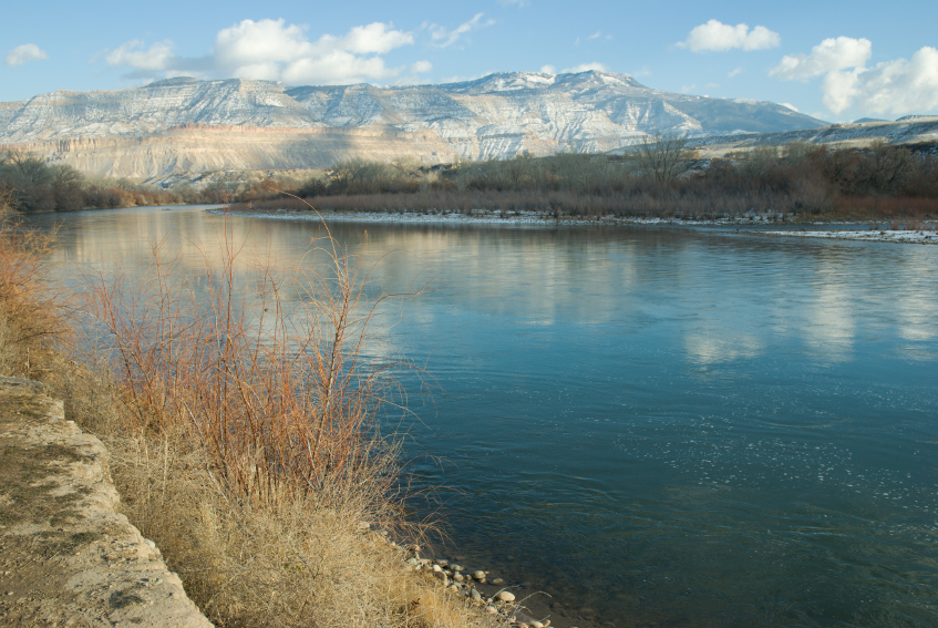 Photo: The Colorado River (iStockphoto)