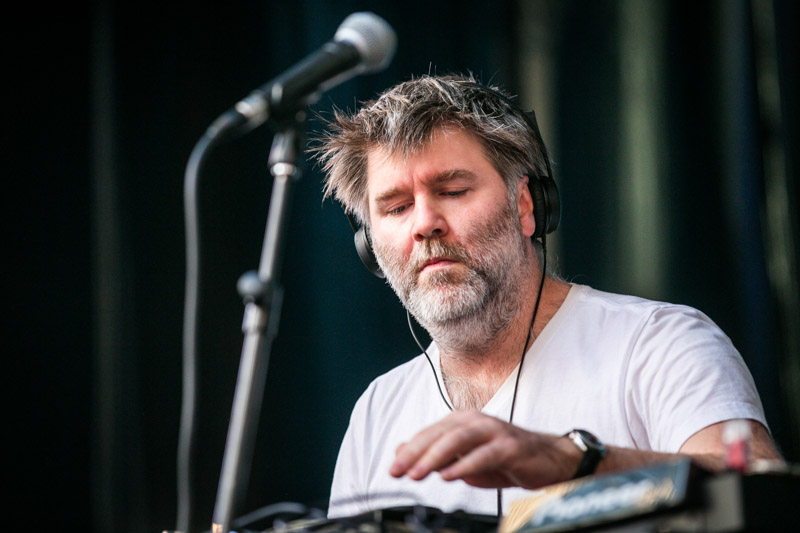 photo: James Murphy of LCD Soundsystem