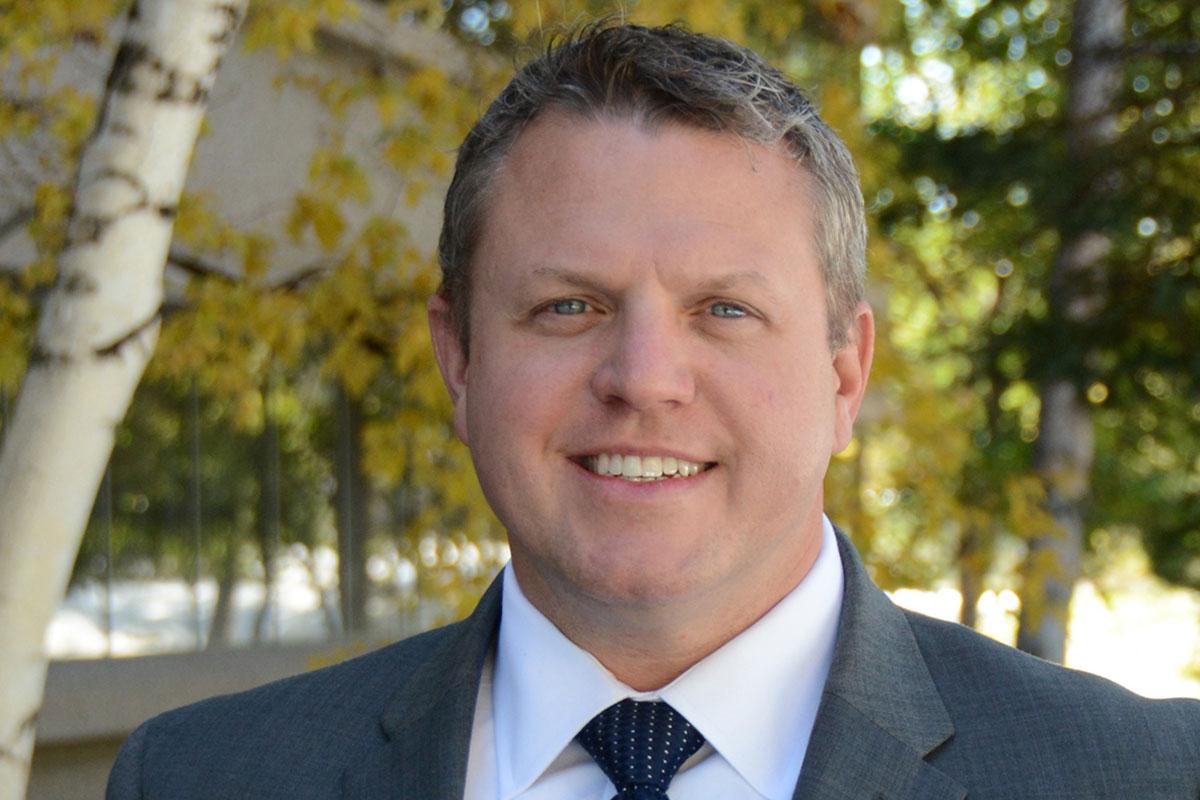 <p>JeffCo Superintendent Jason Glass.</p>