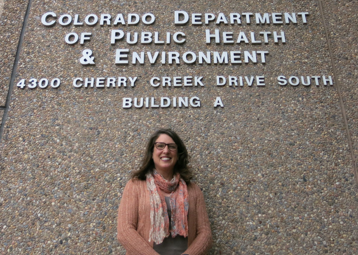 Photo: Jill Hunsaker Ryan CDPHE Executive Director