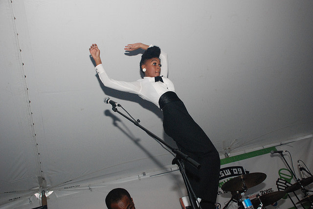 Photo: Janelle Monae 2009