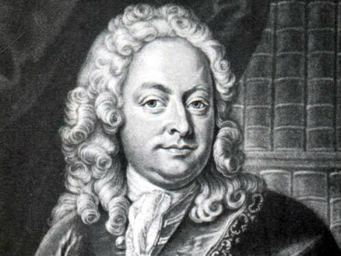 Photo: Johann Mattheson, composer