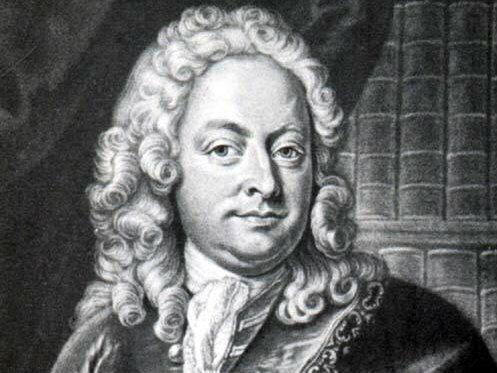 Photo: Johann Mattheson, composer