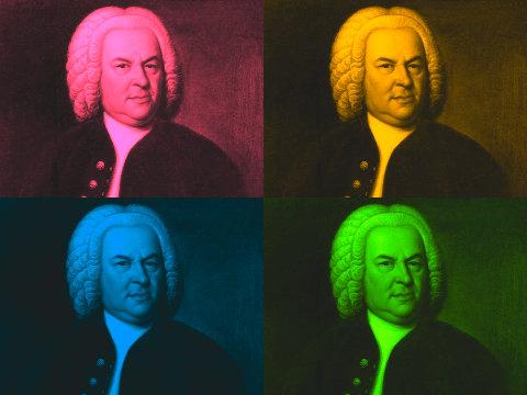 Photo: Bach's birthday