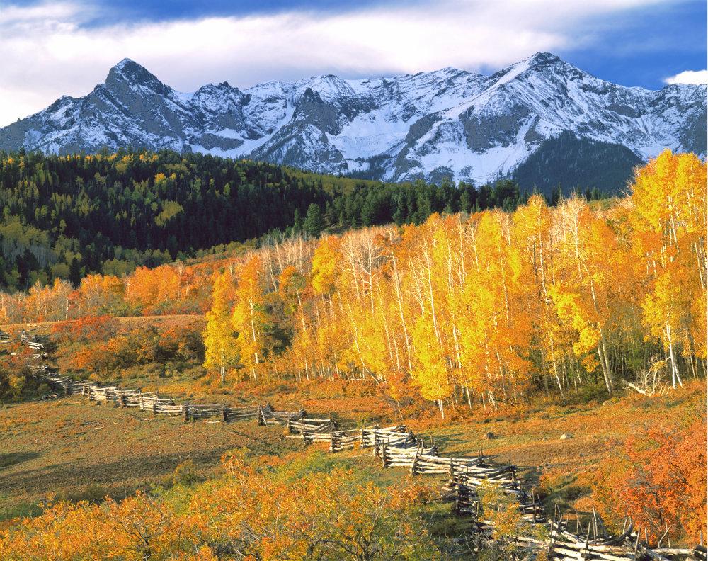 Photo: John Fielder Boulder Philharmonic landscape