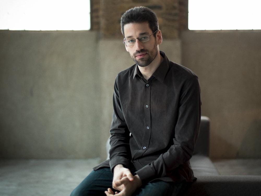 Photo: Pianist Jonathan Biss