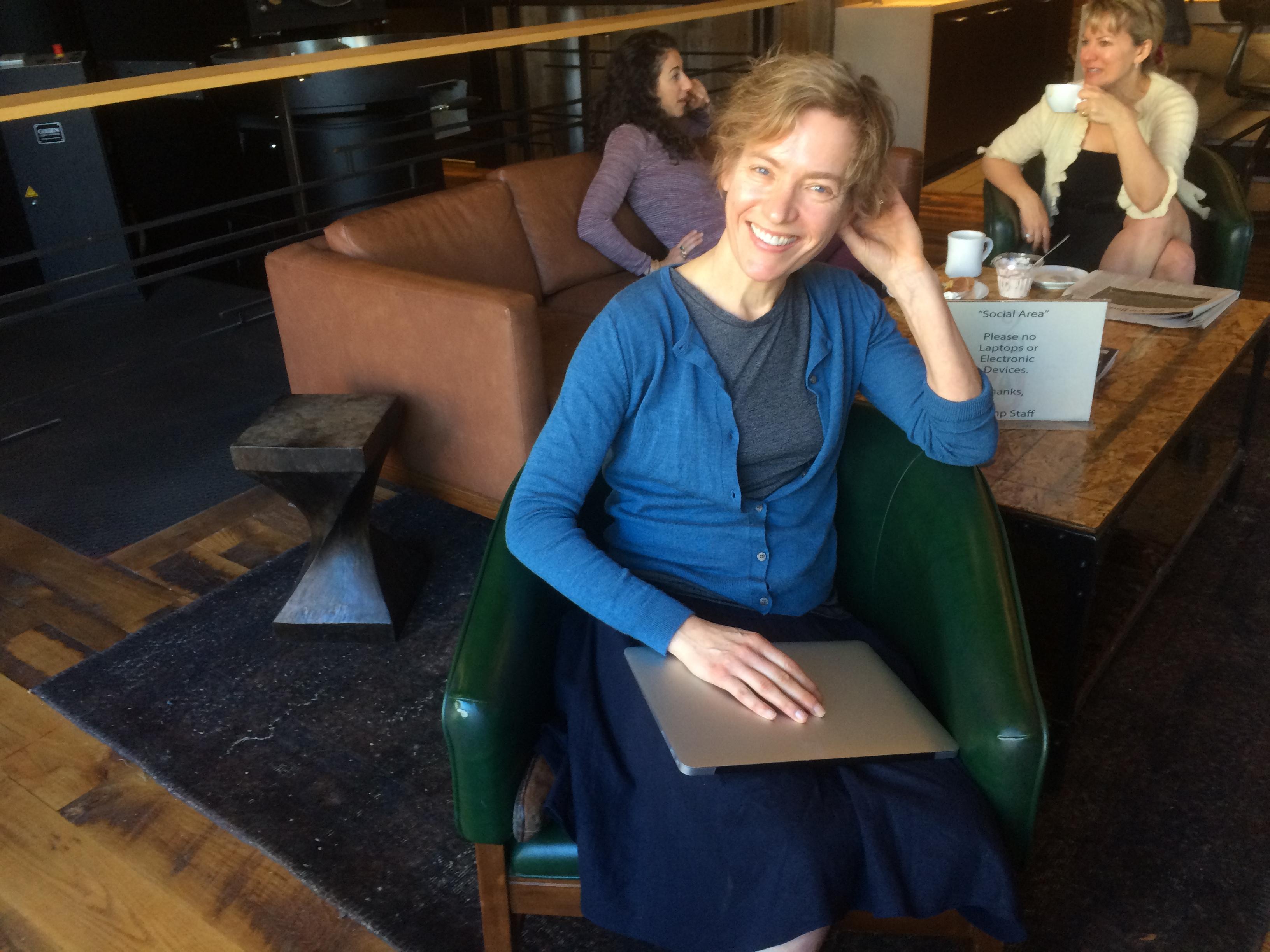 Photo: Denver Poetry Map Julie Carr