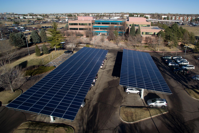 Photo: Health Care Renewables 1 | Kaiser Regional Bldg Solar - Courtesy Kaiser