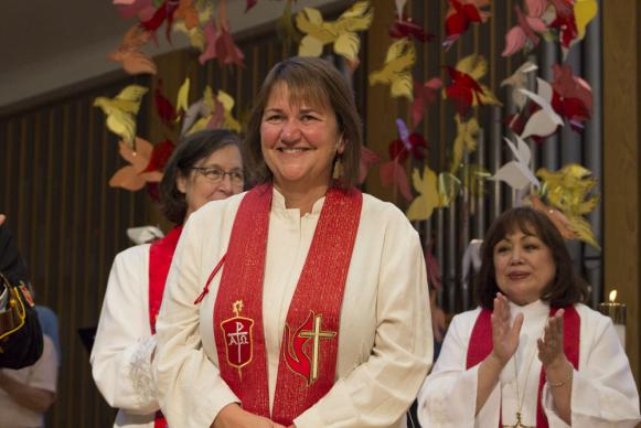 Photo: Methodist Church's First Openly-Gay Bishop Prepares For Move To Colorado