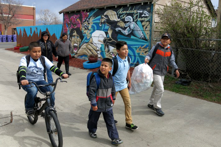 Photo: Built Environments, Friendship Alley, Westwood (JD)