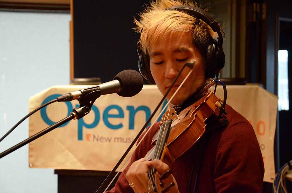 Kishi Bashi's OpenAir Studio Session