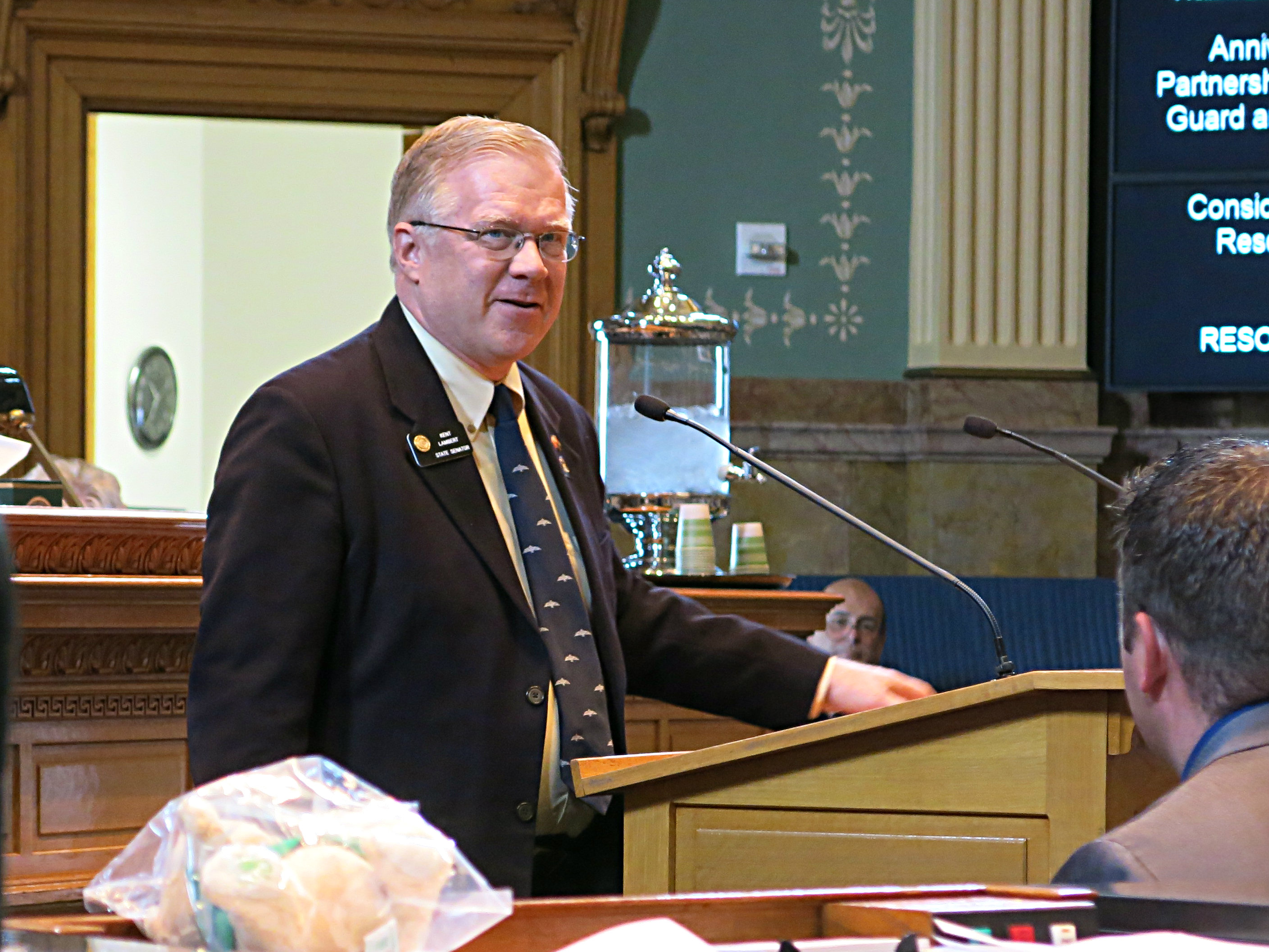 Photo: State Sen. Kent Lambert, R-Colorado Springs