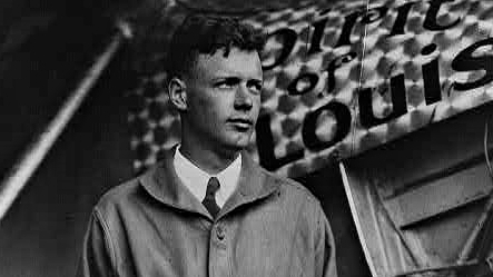 Photo: Charles Lindbergh