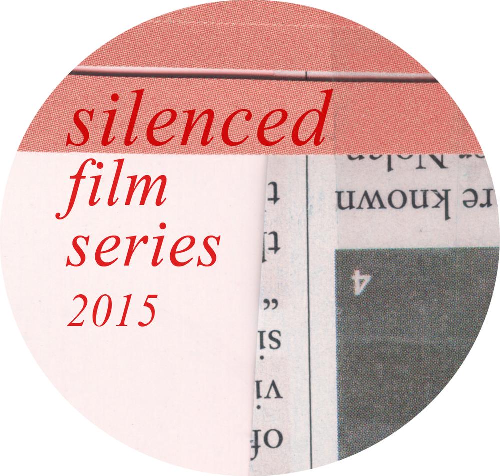 Photo: 'Silenced Film Series' logo