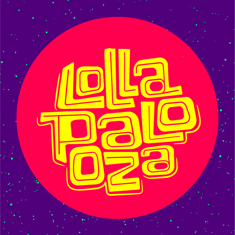 Photo: Lollapalooza 2015 logo