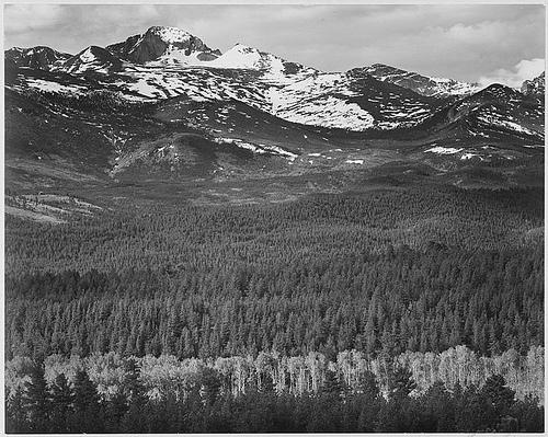 Photo: Longs Peak