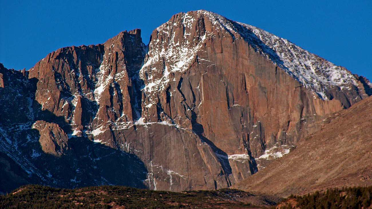 Photo: Longs Peak Summit (Wikimedia)