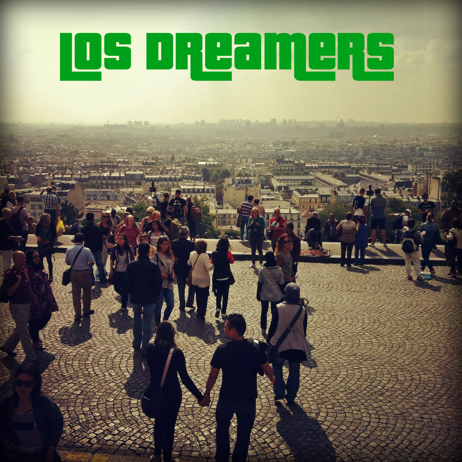 Photo: 'Los Dreamers' self-titled album cover