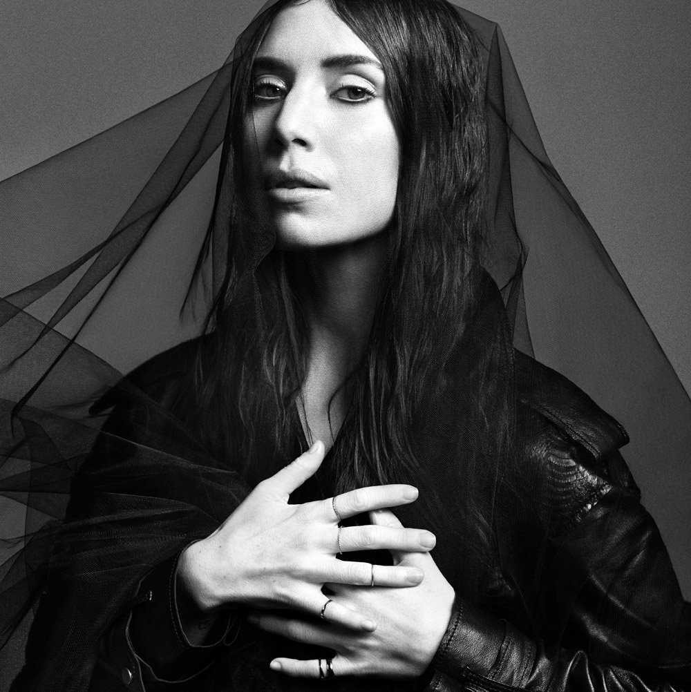 photo: Lykke Li I Never Learn album cover